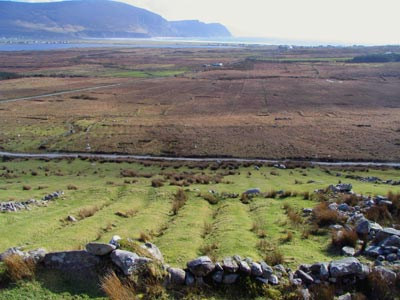 Lazy Beds, Achill Island, County Mayo