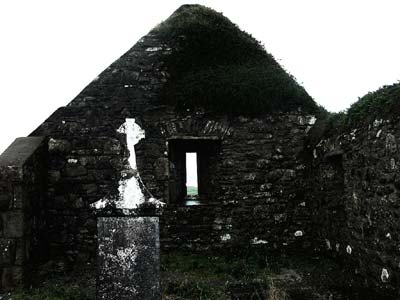 Church Ruins, Aughamore, County Mayo